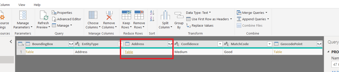 4 - Reverse GeoLocation in Power BI