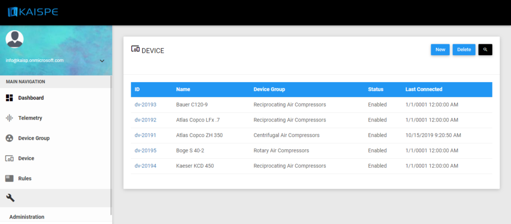 Devices 1024x450 - KAISPE Internet of Things (IoT) Portal