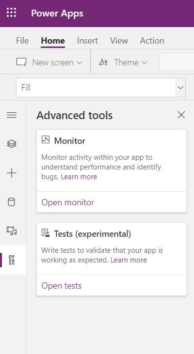 MonitorJPG - Using Monitor in Microsoft PowerApps